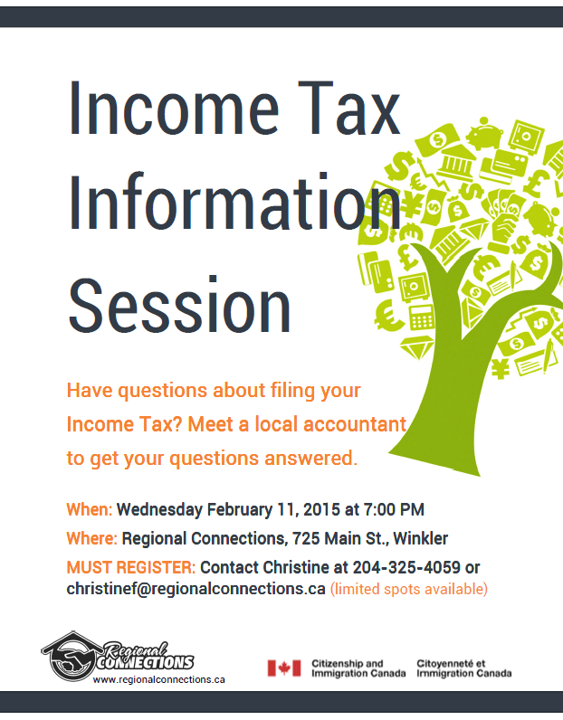 Income Tax Feb 2015 Winkler