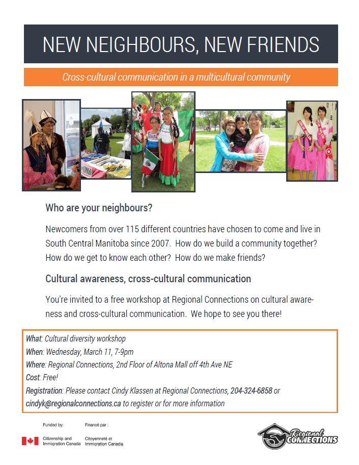 Diversity Training - Altona Volunteers March2015