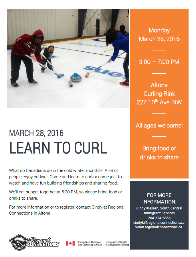 Altona - Learn to Curl - March 2016