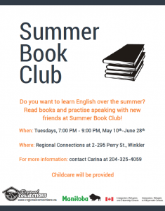 Summer Book Club Winkler 2016 (2)
