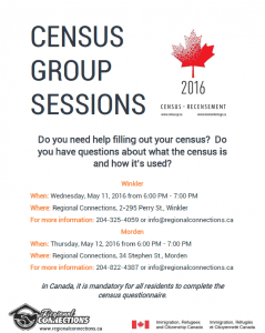 Census 2016 Winkler