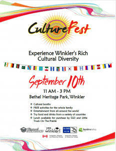 CultureFest Poster 2016