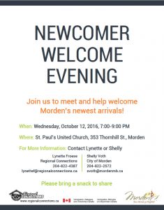 newcomer-welcome-evening-morden