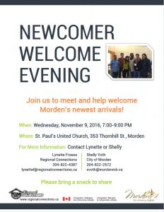newcomer-welcome-evening-morden-nov-2016